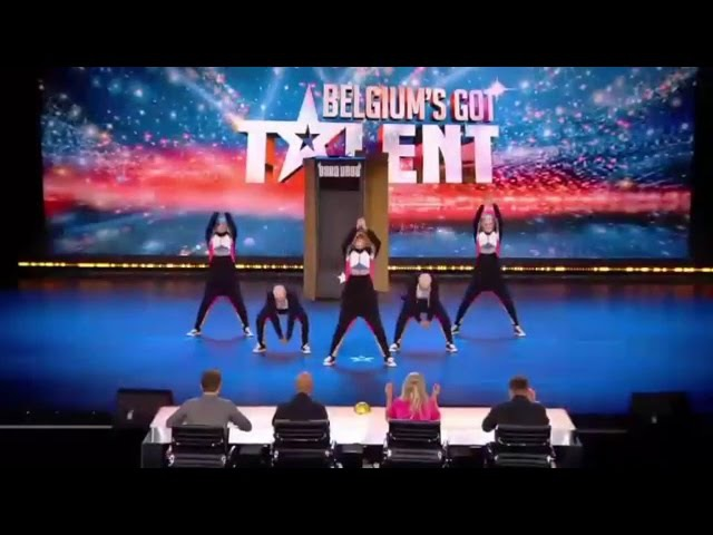BABA YEGA l Golden Buzzer Auditie l Belgium's Got Talent 2016