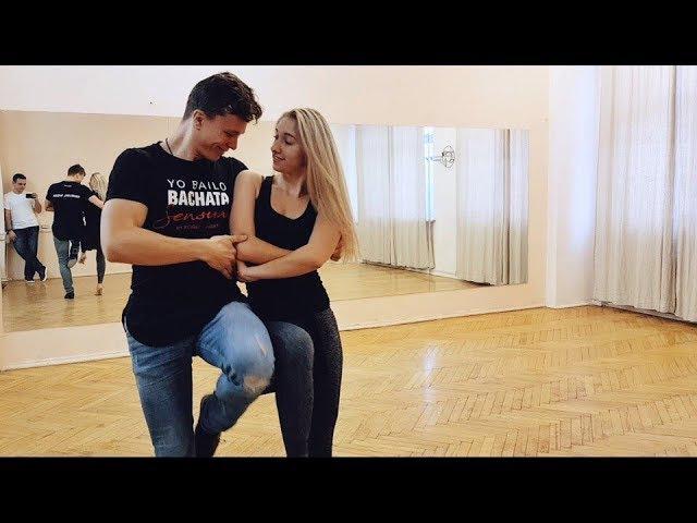 Dani J - Quedate Conmigo \\ Bachata sensual \\ dance studio 707 \\ ViktorValery