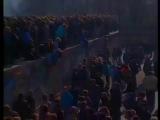 Разрушение Берлинской Стены. Воссоединение Берлина. ГДР 1989. Rise and fall of the Berlin wall