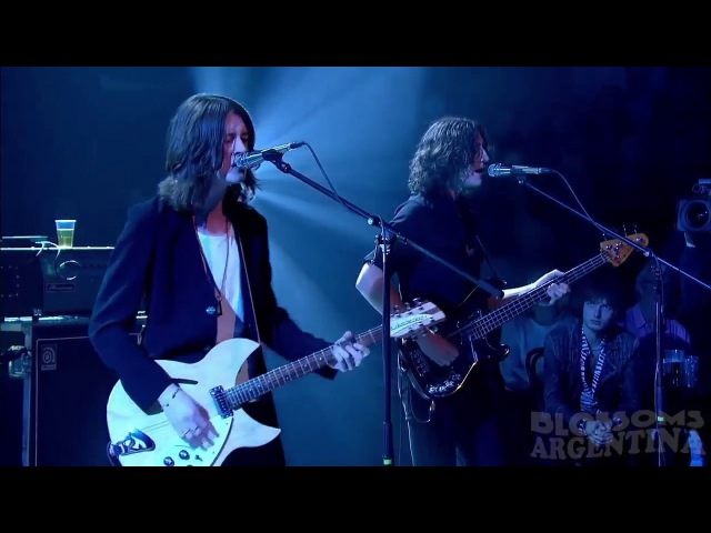 Blossoms - Charlemagne - Later... with Jools Holland - BBC Two