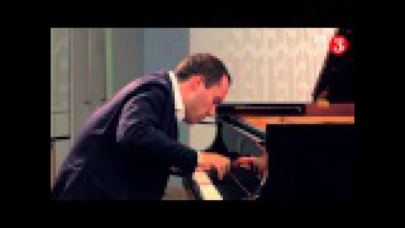 BBC In Tune Sessions Igor Levit plays Beethoven