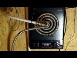 Часть 4. Индукционный котел своими руками - это просто. Тестирование в системе водяного отопления.