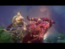 Heroes of the Storm Hanzo Alexstrasza Gameplay Trailer – BlizzCon 2017