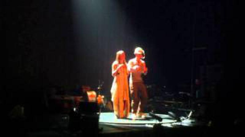 Camille - Allez allez allez - café de la danse 14/12/2011