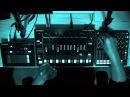 Skyline Tommy J Roland Aira TR 8 TB 3 Novation Launch Control XL Ableton Live Techno Jam