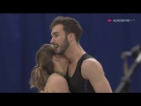Gabriella Papadakis  Guillaume Cizeron SD 2017 Nagoya GP Final