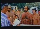 THE NAKED PEACOCK (1975) Nude Wedding Scene: Lost Nudist Film
