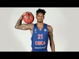 VTBUnitedLeague • Will Clyburn Crazy Reverse Alley-Oop
