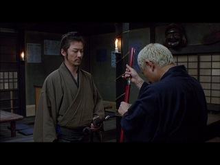 Затойчи 2003 Япония фильм дубляж Джигарханян