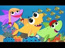 Baby Shark Song | Sing and Dance | Animal Songs for Children | Nursery Rhymes Kids Songs