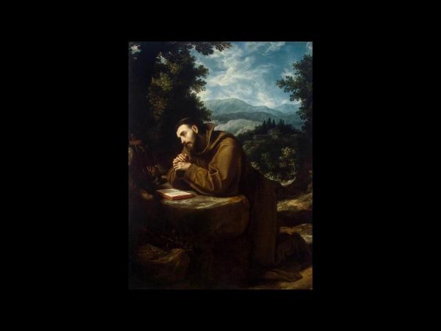 NANDO GAZZOLO - CANTICO DELLE CREATURE (di Francesco d'Assisi)