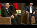 Владимир Путин встретился с президентом Азербайджана