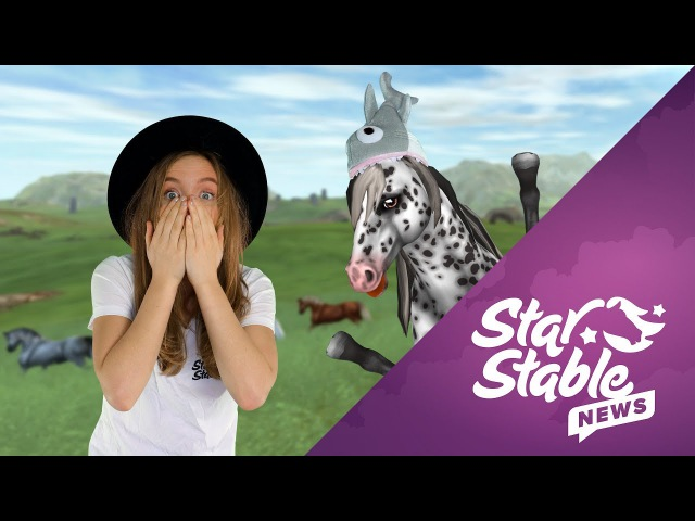 Become a wild horse! 😍😍😱❤️🐎 | Star Stable News