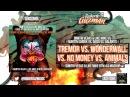 DVLM vs Martin Garrix vs Oasis vs Galantis - Wonderwall vs Animal Tremor x No Money DVLM Mashup