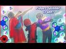 Kid Deadpool vs FIDGET SPINNER CRAZE Music Video! SuperHero Kids
