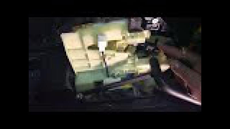 Механическое средство защиты от угона для Киа Соренто, установка замка кпп муль ...