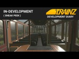Trainz Dev Diary - In-Development (sneak peek)