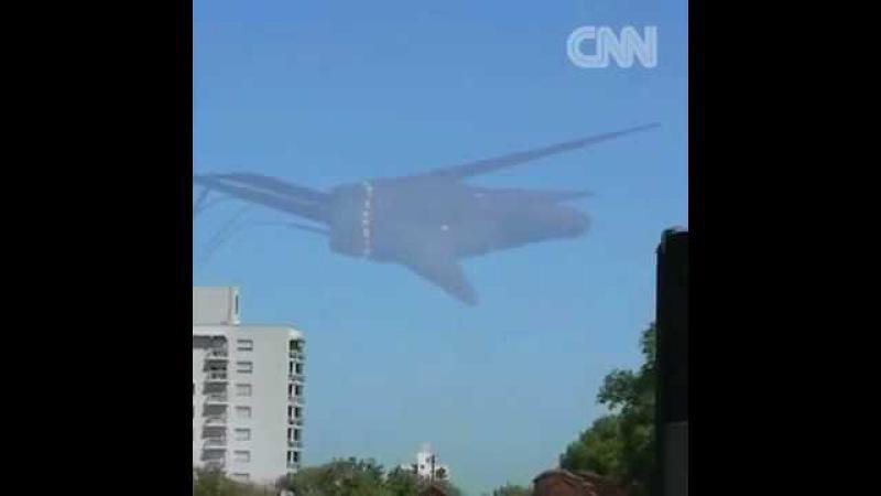 ШОК Нашествие инопланетян на землю Прямая трансляция с канала CNN