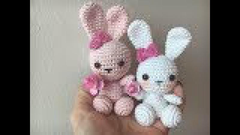 Como tejer conejo para muñeca Aranza amigurumi By petus