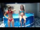 Desafio da piscina - Challenge pool ft Shoyza