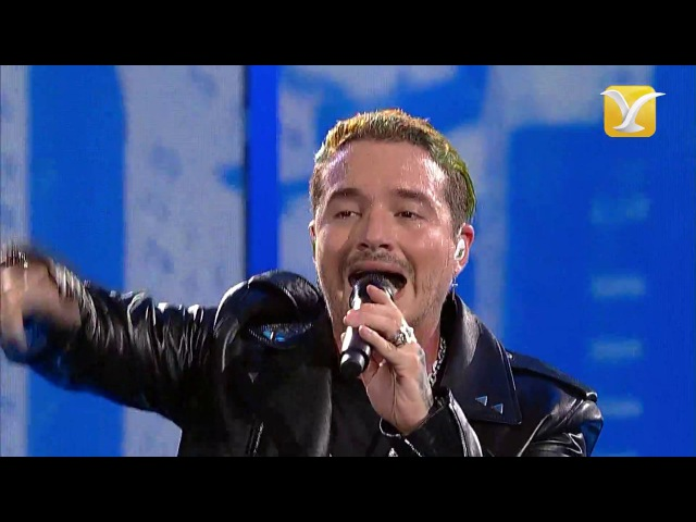 J Balvin Yo Te Lo Dije Festival de Viña del Mar 2017 HD 1080p