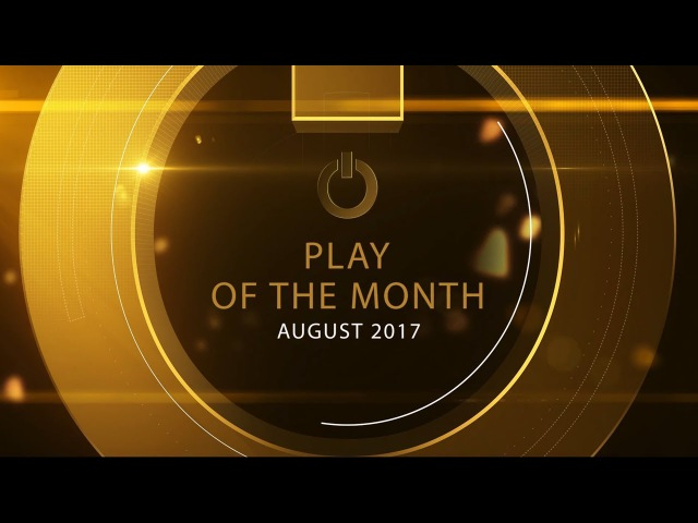 August Play of the Month | Esports Industry Awards 2017
