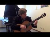 Tango Espuma de Champagne (Брызги шампанского) for guitar, Arr. by Michael Goldort