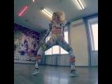 Speed twerk dance Malyshka