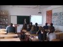 Урок ОБЖ в 11 классе по теме Первая помощь при ранениях