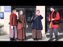 Как на горе цыгане гуляют, Семейный фольклорный ансамбль Родичи, Масленица у ...