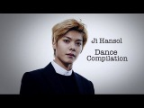 [NCT] Ji Hansol - Dance Compilation [pre-debut]