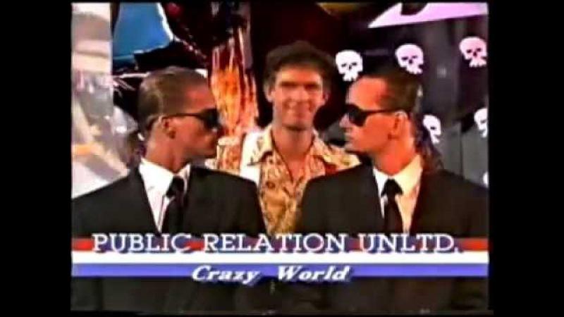 Public Relation Unltd - Crazy World