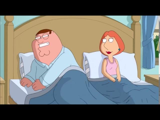 Family Guy Дышу во сне S11E12