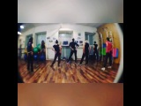LADYS DANCE   Free Dance Lessons One Breath✨Dance Space✨Zp • Black eyed peas - shut up