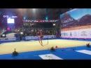 Kateryna Lutsenko Ribbon AA Grand Prix Eilat 2017