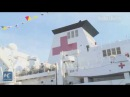 For the first time Chinese naval hospital ship Ark Peace visits Timor Leste