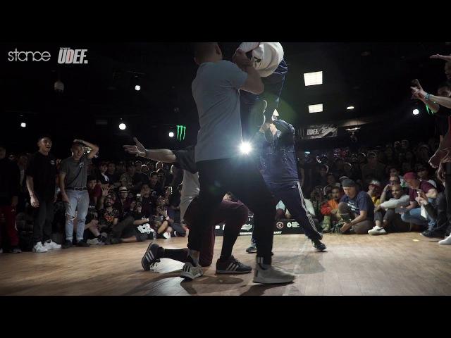 Killafornia vs Team Ukraine [top 8] ► .stance x Freestyle Session 2017 ◄ udeftour.org