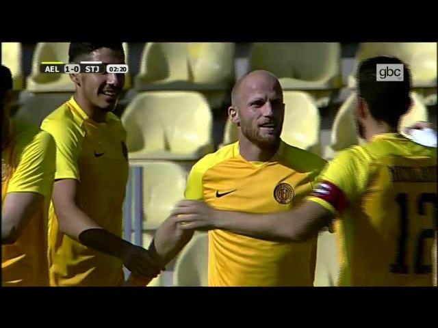 AEL Limasol [Cyprus] - St Josephs [Gibraltar] - 60 (06.07.2017) ★ FULL MATCH