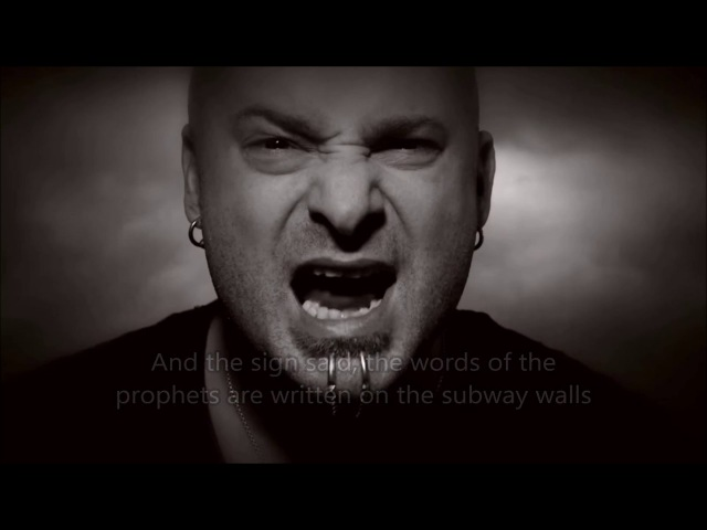 Disturbed - The Sound of Silence Lyrics