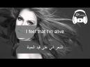 I'm alive celine dion مترجمة عربى