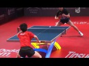 Dimitrij Ovtcharov vs Lin Gaoyuan (ITTF GRANDFINALS 2017) MS 1/2 WITHOUT 2 SETS