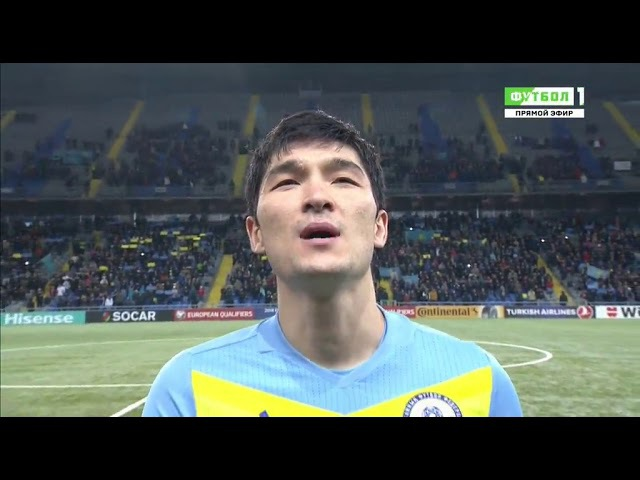Казахстан vs Румыния 1 й тайм 11 10 2016 480p