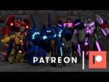 Autobot Vs Decepticons (Patreon Promo Animation)