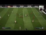 FIFA 18 PS4 прохождение за тренера с plmaldini #57 liverpool - MILAN (UEFA FINAL)