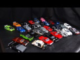 Fast &amp Furious Cars Collection - Jada Toys 132 - May 2017