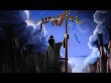 Невезучая Смерть Джи Смерть Джи и Цыган Смешная короткометражка