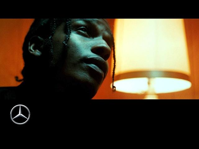 """Grow up: """"Get a job"""" featuring A$AP Rocky – Mercedes-Benz original"""