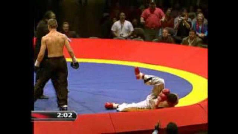 WCL - Stephen Wonderboy Thompson vs James Decore