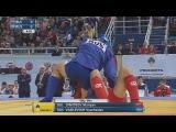 World Sambo Championships: Vyacheslav Vasilevskiy (RUS) - Dimitrov Mariyan (BUL)