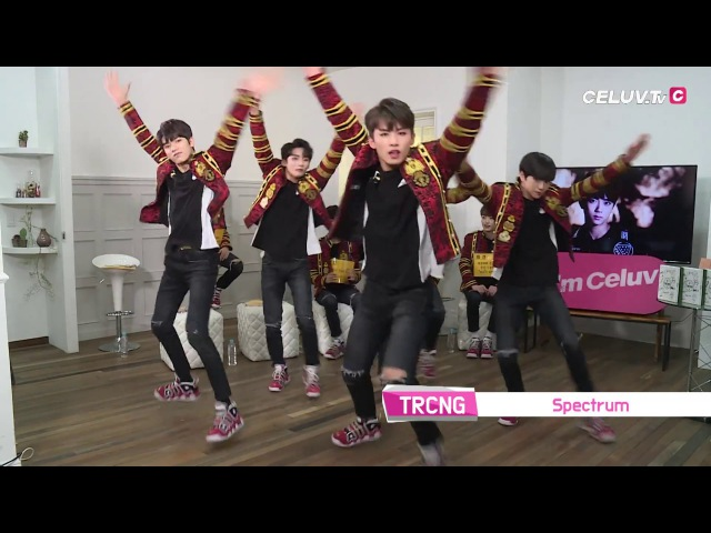 [11.12.2017] TRCNG Dance time.